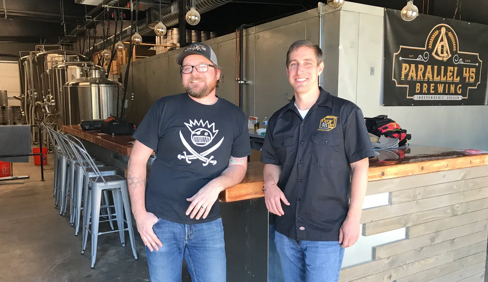 Q and A with Brewmaster Ryan Booth – Parallel 45