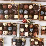 Melting Pot Candy Shop boxes of chocolates