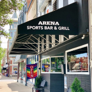 Arena Sports Bar & Grill Exterior Picture