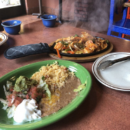 San Antonio Mexican Restaurant steaming authentic Mexican dishes