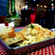 Naughty Noodle Mac and Cheese