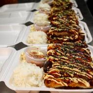 Lonney's Lunch Wagon Hawaiian Food truck