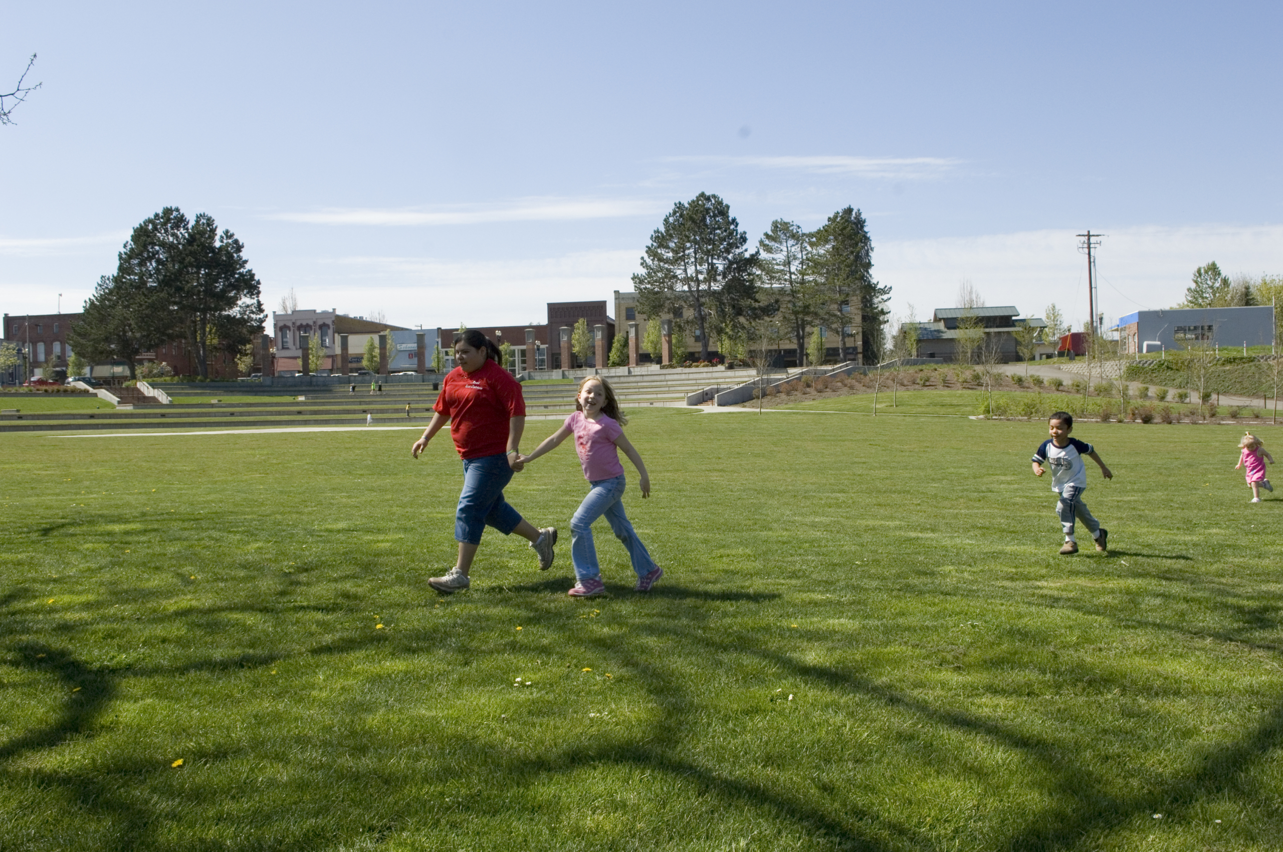 Independence's Living Room:  Riverview Park